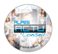 Logo Alpes actu version 2